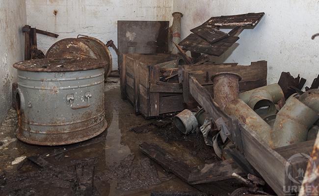 underground bunker tony ortega