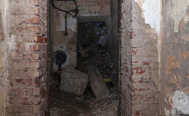 underground military bunker