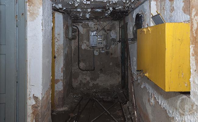 underground bunker floor plans