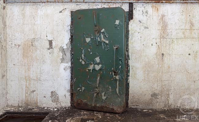 fallout 76 abandoned bunker safe