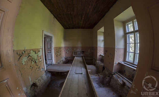 haunted house in Poland