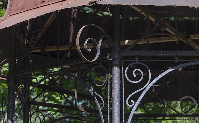 rusty bower