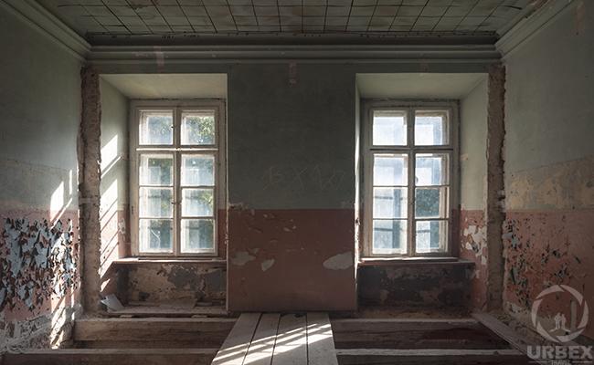 abandoned Poland