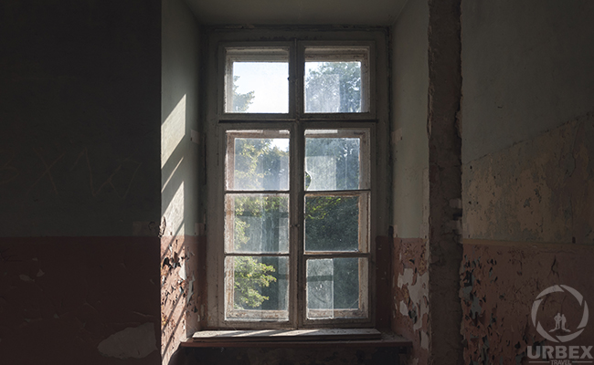 the window in old palace
