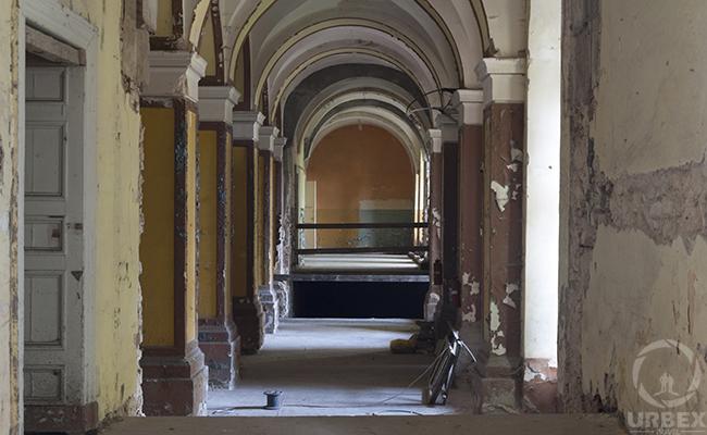 Johnson & Johnson palace forgotten chateau