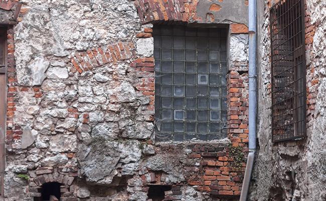 urban exploration Warsaw
