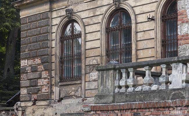 Barbara Piasecka Johnson palace
