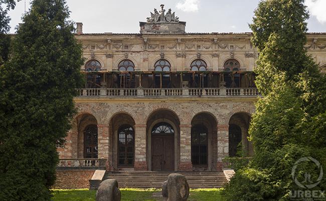 Johnson & Johnson palace abandoned palace