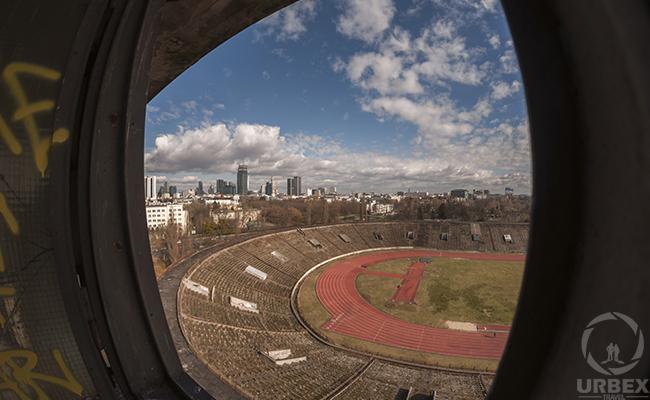largest abandoned stadium in the world