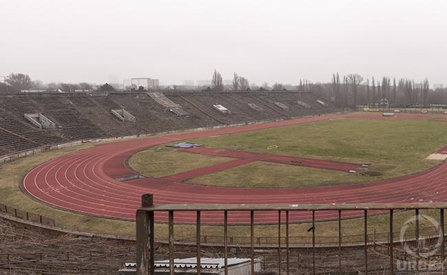 athletics stadium map