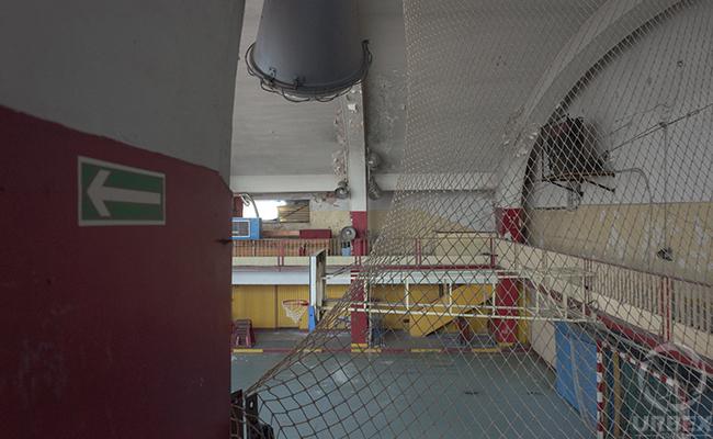 skyrim abandoned prison