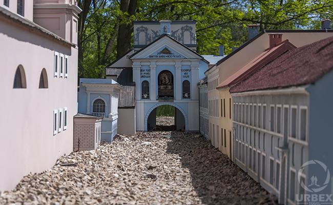 Sharp Gate in Vilnius
