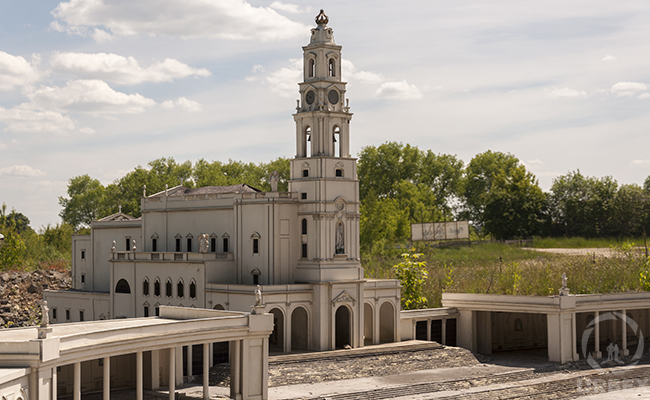 basilica of our lady rosary in fatima
