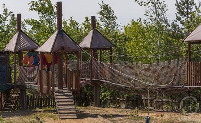 rope park near lake minnetonka