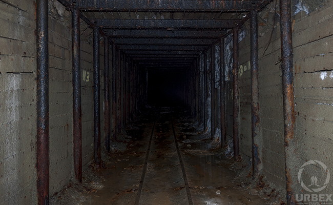 abandoned tunnel yokai watch