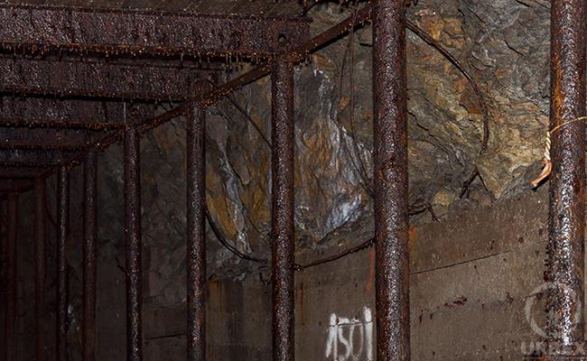 abandoned tunnel yokai