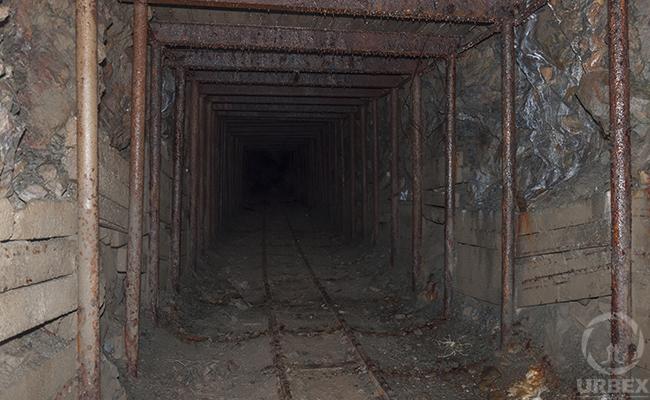 abandoned mine exploration
