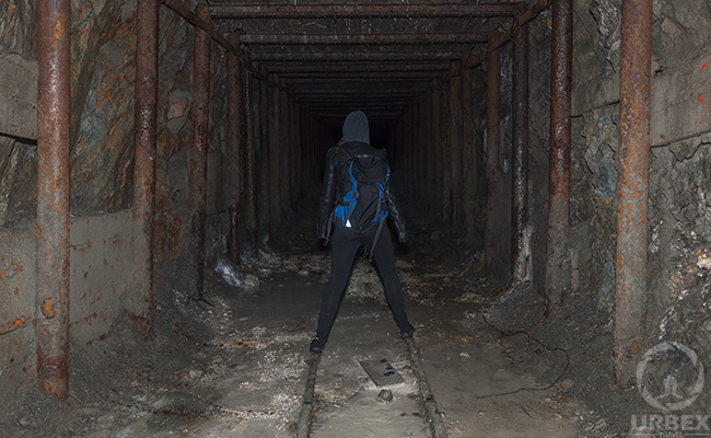abandoned tunnel guide
