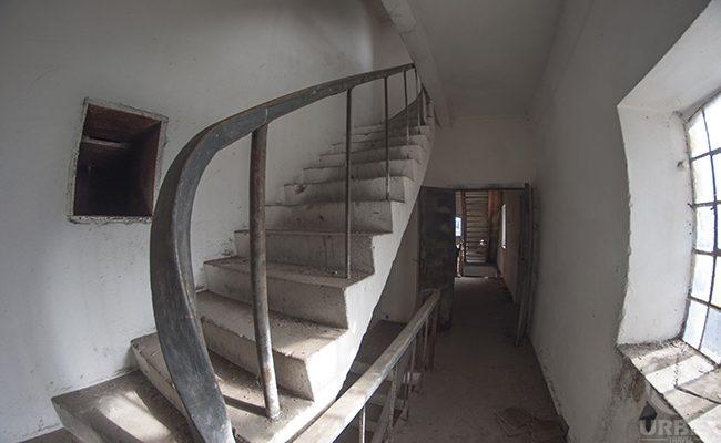 Stairs Fisheye