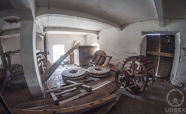 Urbex Inside Abandoned Water Mill
