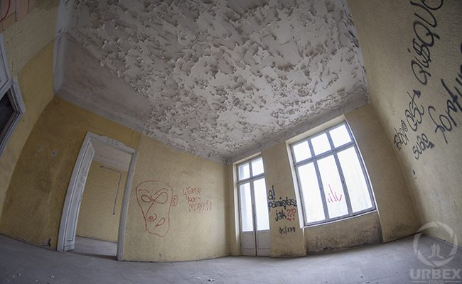 urbex in Warsaw