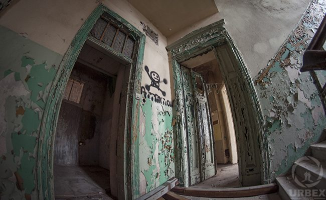 urbex abandoned tement house