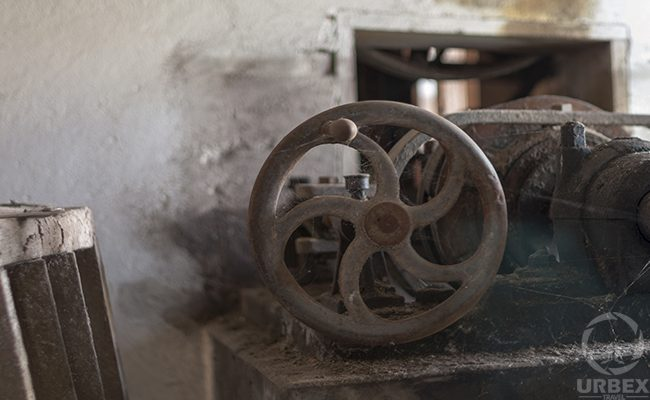 Urbex Water Mill Device