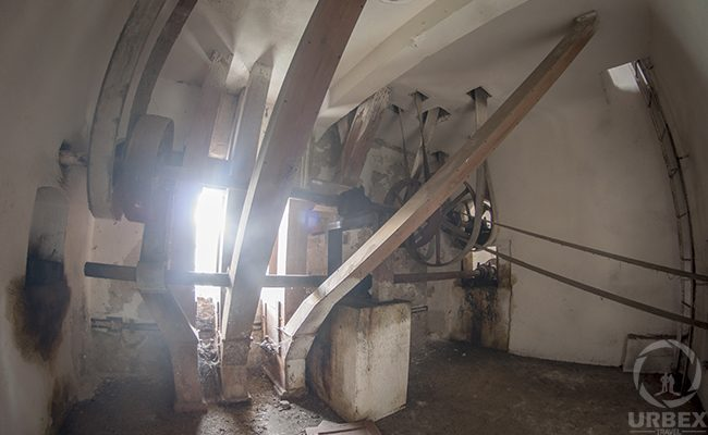 Urbex Abandoned Mill