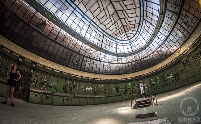 Abandoned Power Plant in Budapest Kelenfold