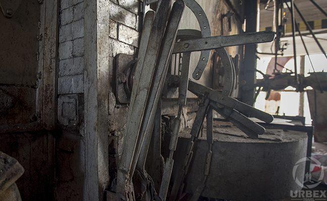 urbex abandoned building near Warsaw